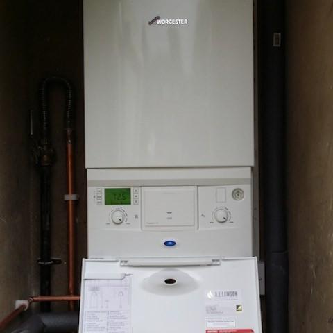 Worcester Boiler