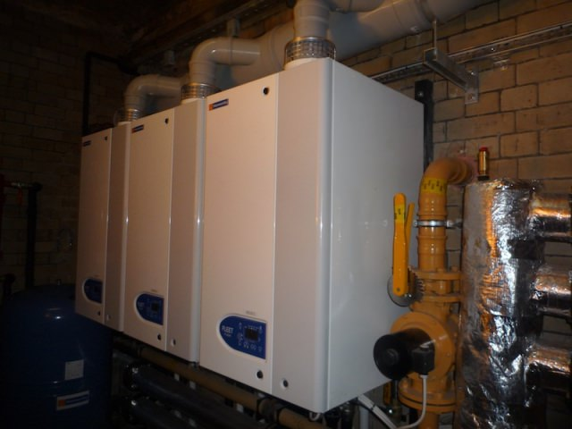 Installed Boilers