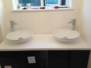New Sinks