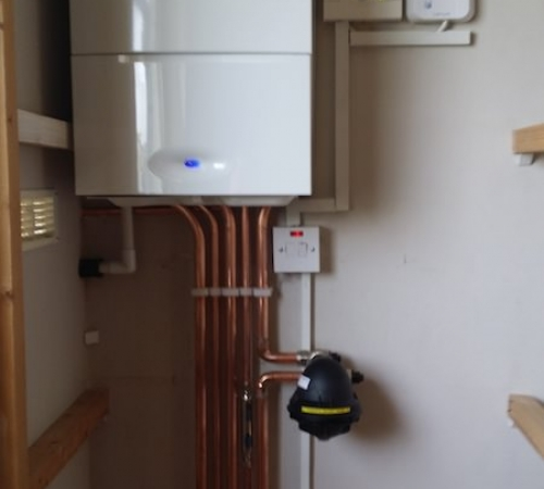 Fixed Boiler in Croydon