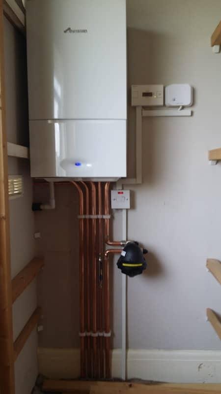 Fixed Boiler in Croydon