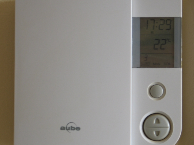 Turn your thermostat down